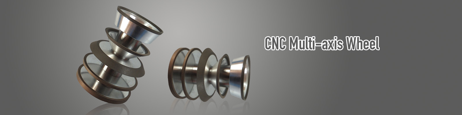 Diamond Grinding Wheels Used for CNC Fluting