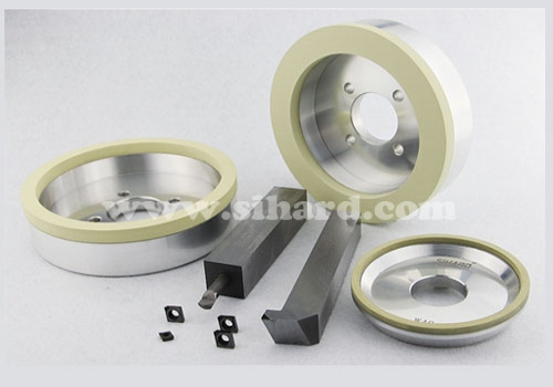 China Factory Vitrified Diamond Grinding Wheel for PCD PCBN Tools