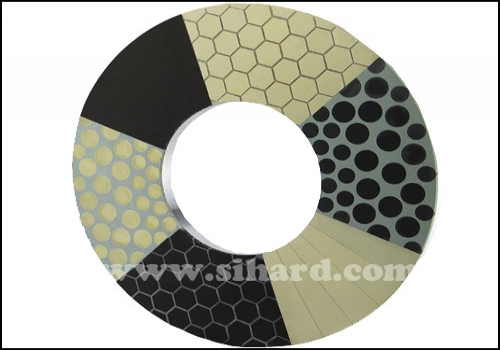 Diamond Lapping Disc for Polishing Ceramic without scratch