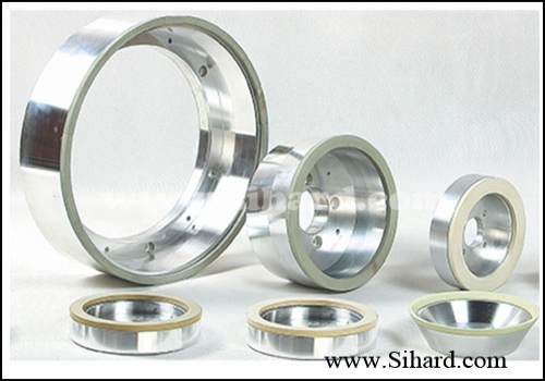 Vitrified Diamond Wheels Manufacturer for PCD,PCBN and Carbide Inserts